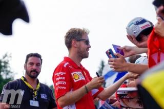Fotos GP Bélgica F1 2018 Foto 4