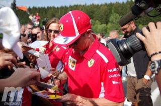 Fotos GP Bélgica F1 2018 Foto 10