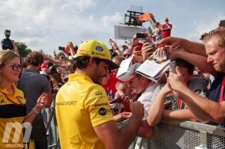 Fotos GP Bélgica F1 2018 Foto 12
