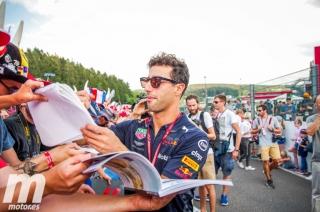 Fotos GP Bélgica F1 2018 Foto 15