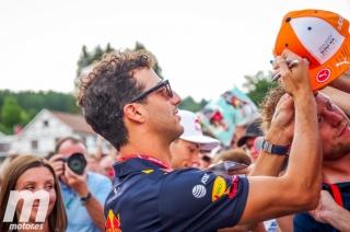 Fotos GP Bélgica F1 2018 Foto 17