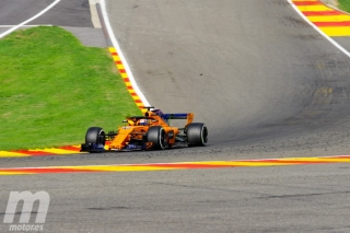 Fotos GP Bélgica F1 2018 Foto 36