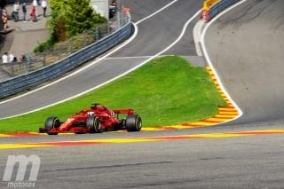 Fotos GP Bélgica F1 2018 Foto 41