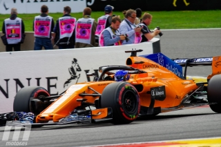 Fotos GP Bélgica F1 2018 Foto 54