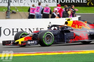 Fotos GP Bélgica F1 2018 Foto 61