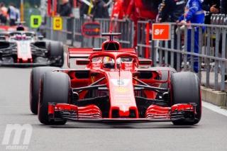 Fotos GP Bélgica F1 2018 Foto 82