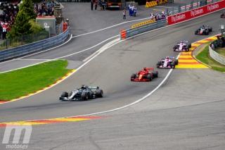 Fotos GP Bélgica F1 2018 Foto 91