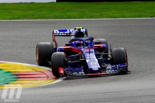 Fotos GP Bélgica F1 2018 Foto 114