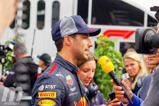 Fotos GP Bélgica F1 2018 Foto 135