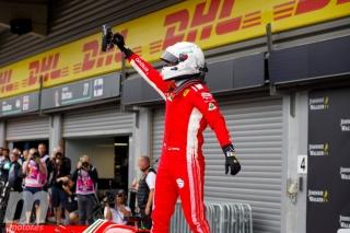 Fotos GP Bélgica F1 2018 Foto 136