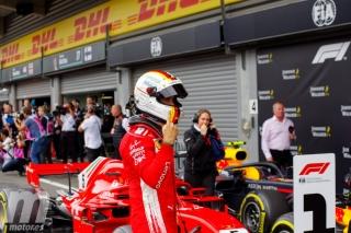 Fotos GP Bélgica F1 2018 Foto 140