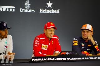 Fotos GP Bélgica F1 2018 Foto 152