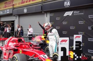 Fotos GP Bélgica F1 2018 Foto 160