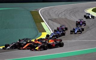 Fotos GP Brasil F1 2017 Foto 139