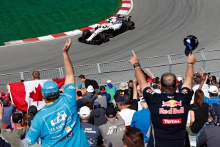 Fotos GP Canadá F1 2018