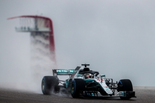 Fotos GP Estados Unidos F1 2018 - Foto 4