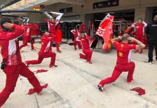 Fotos GP Estados Unidos F1 2018 Foto 11