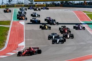 Fotos GP Estados Unidos F1 2018 Foto 75
