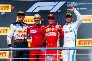 Fotos GP Estados Unidos F1 2018 Foto 88
