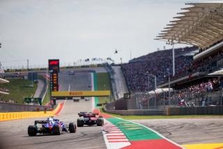 Fotos GP Estados Unidos F1 2018 Foto 99