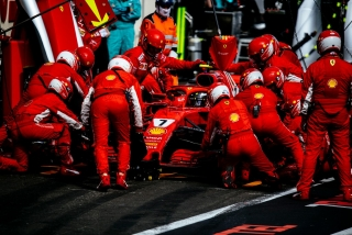 Fotos GP Francia F1 2018 Foto 68