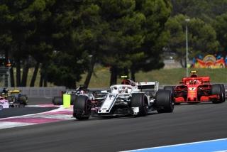 Fotos GP Francia F1 2018 Foto 74