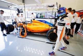 Fotos GP Gran Bretaña F1 2018 Foto 11
