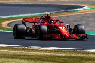Fotos GP Gran Bretaña F1 2018 Foto 20