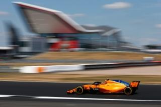 Fotos GP Gran Bretaña F1 2018 - Foto 1
