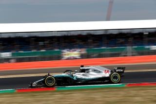 Fotos GP Gran Bretaña F1 2018 Foto 38