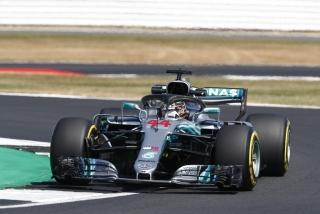 Fotos GP Gran Bretaña F1 2018 Foto 43