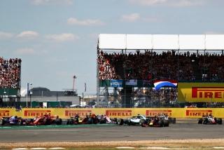 Fotos GP Gran Bretaña F1 2018 Foto 54