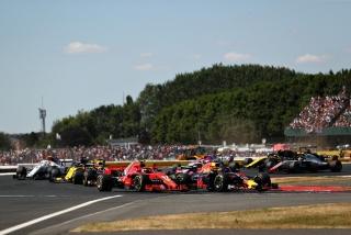 Fotos GP Gran Bretaña F1 2018 Foto 56