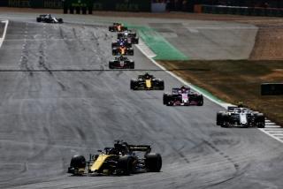 Fotos GP Gran Bretaña F1 2018 Foto 60