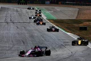 Fotos GP Gran Bretaña F1 2018 Foto 61
