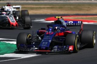 Fotos GP Gran Bretaña F1 2018 Foto 64