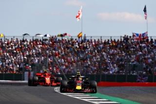 Fotos GP Gran Bretaña F1 2018 Foto 71