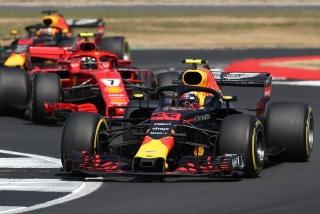 Fotos GP Gran Bretaña F1 2018 Foto 72