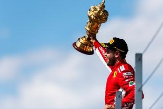 Fotos GP Gran Bretaña F1 2018 Foto 75