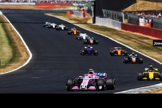 Fotos GP Gran Bretaña F1 2018 Foto 76