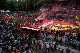 Fotos GP Italia F1 2018 Foto 35