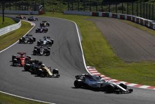 Fotos GP Japón F1 2017 Foto 86