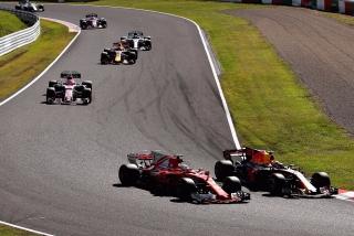 Fotos GP Japón F1 2017 Foto 87