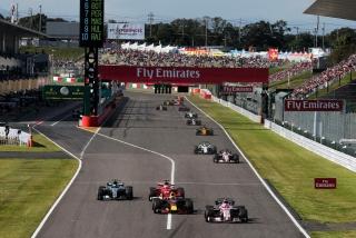 Fotos GP Japón F1 2017 Foto 95