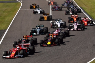 Fotos GP Japón F1 2017 Foto 106