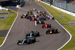 Fotos GP Japón F1 2018 Foto 65