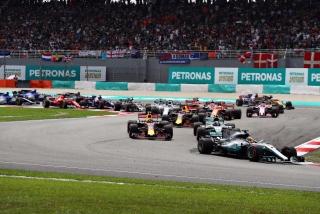 Fotos GP Malasia F1 2017 Foto 110