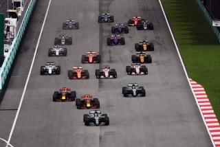 Fotos GP Malasia F1 2017 Foto 129