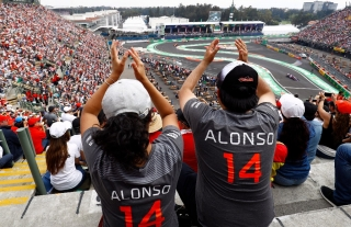 Fotos GP México F1 2017 Foto 72