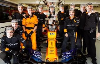 Fotos GP México F1 2018 Foto 84